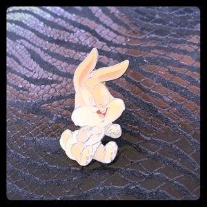 Vintage Bugs Bunny pin